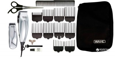 Машинка для стрижки волос + мини-триммер WAHL HomePro Deluxe Combo 79305-1316
