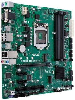 Материнская плата Asus Prime B360M-C (s1151, Intel B360, PCI-Ex16)