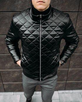 Бомбер Chernyy Kot Winter Jacket GEPARD Black Черный