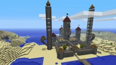 Minecraft: Xbox ONE Edition русская версия