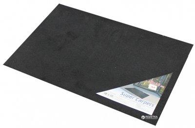 Придверний килимок Київгума Soft 40x60 Чорний (A90160000080452)