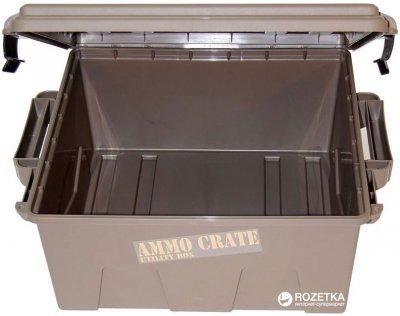 Кейс МТМ Ammo Crate Utility Box для хранения патронов Хаки (17730859)