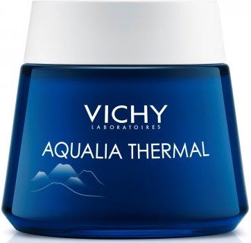 Крем-гель Vichy Aqualia Thermal Ночной Спа-ритуал для глубокого увлажнения кожи 75 мл (3337871324568)