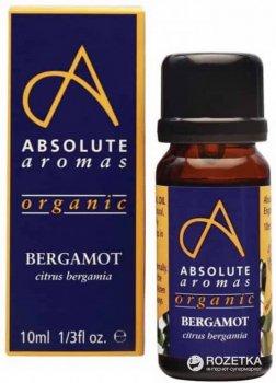 Масло эфирное Absolute Aromas Бергамот органическое 10 мл (0800783001108)