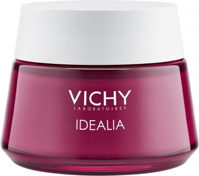 Крем-уход Vichy Idealia восстановление и сияние для нормальной и комбинированной кожи 50 мл (3337875491525)