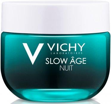 Крем-маска Vichy Slow Age ночная 50 мл (3337875586283)