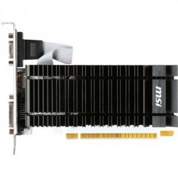 Відеокарта GF GT730 2Gb DDR3 MSI (N730K-2GD3H/LP)