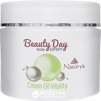 Поживний крем-олія Bema Cosmetici Natùrys Beauty Day Body Expert 500 мл (8010047193353)