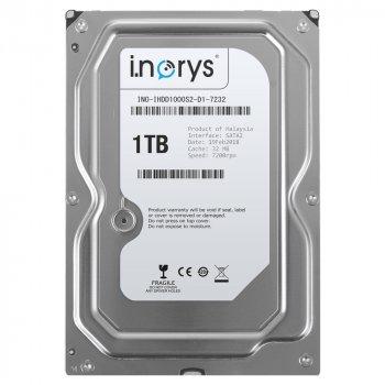 Жорсткий диск i.norys 1TB 7200rpm 32MB INO-IHDD1000S2-D1-7232 3.5 SATAII