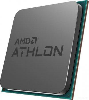 Процесор AMD Athlon 3000G 3.5 GHz (4MB 35W AM4) Multipack (YD3000C6FHMPK)
