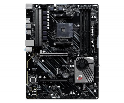 Материнська плата ASRock X570 Phantom Gaming 4S Socket AM4