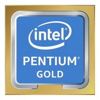 Процессор Intel Pentium Gold G6400 4.0GHz (4MB, Comet Lake, 58W, S1200) Tray (CM8070104291810)