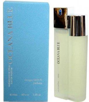 Парфюмированная вода для женщин Giorgio Monti Oceana Blue аналог D&G Light Blue 100 мл (3017760242493)