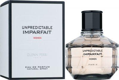 Парфумована вода для жінок Glenn Perri Unpredictable Imparfait аналог Givenchy L'Interdit 100 мл (3700134410849)