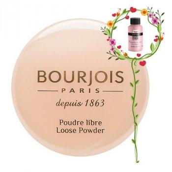 Пудра для лица BOURJOIS LOOSE POWDER PUDER 02 ROSY 32G (3052503610238)