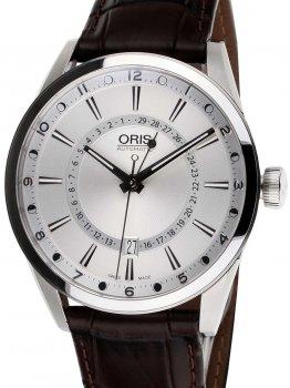 Годинник Oris 0176176914051-0752180FC Artix Automatik 42mm 10ATM