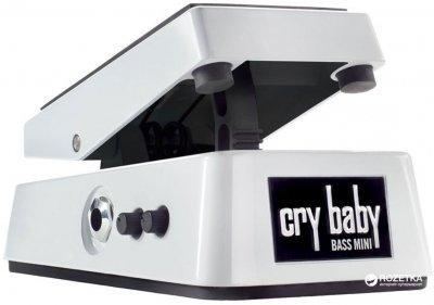 Педаль эффектов Dunlop CBM105Q CryBaby Mini Bass Wah