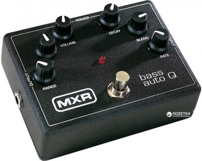 Педаль эффектов Dunlop M188 MXR Bass Auto Q