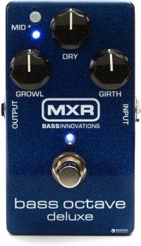 Педаль эффектов Dunlop M288 MXR Bass Octave Deluxe