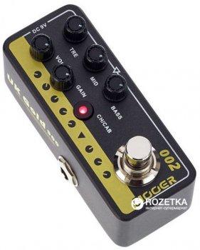 Педаль эффектов Mooer 002 UK Gold 900