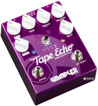 Педаль эффектов Wampler Faux Tape Echo v2