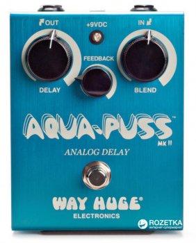 Педаль эффектов Way Huge WHE701 Aqua Puss MKII Analog Delay
