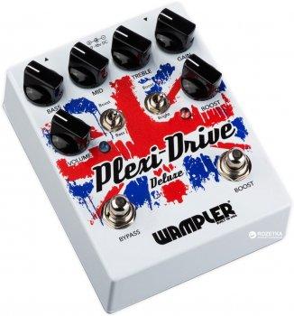 Педаль эффектов Wampler Plexi Drive Deluxe