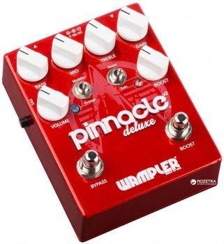 Педаль эффектов Wampler Pinnacle Deluxe v2