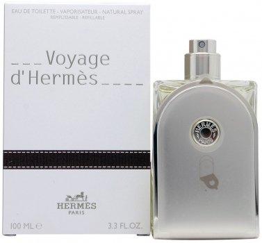 Тестер Туалетная вода для женщин Hermes Voyage D'Hermes 100 мл (3346132100100)