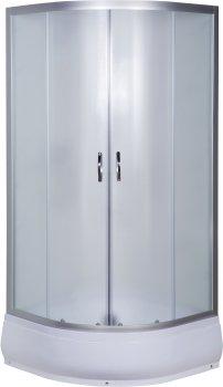 Гидромассажный бокс VIVIA TKF 90-30 90х90х212 Белый оникс WG
