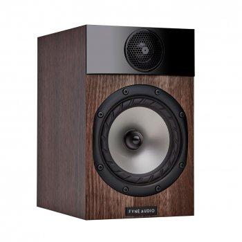 Полична акустика Fyne Audio F300 Walnut