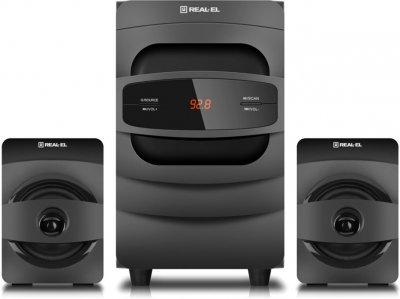 Акустична система Real-El M-390 Black (EL121300009)