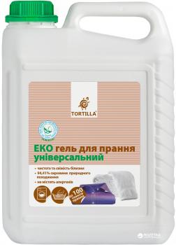 Эко гель Tortilla для стирки универсальный 5 л (4820178060073)