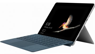 Клавіатура Microsoft Surface Go SIG Type Cover Cobalt Blue (KCT-00021)