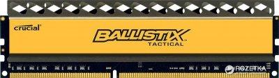 Оперативная память Crucial DDR3-1600 4096MB PC3-12800 Ballistix Tactical (BLT4G3D1608DT1TX0CEU)