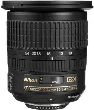 Nikon AF-S DX Nikkor 10-24mm f/3-5-4.5 G ED