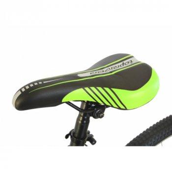 Электровелосипед Toprider Mb-48-500 29 Дюймов Черно-Салатовый