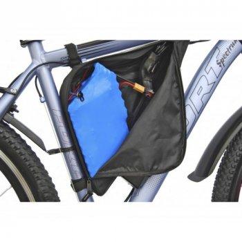 Электровелосипед Fort Spektrum Mb-48-1000 Серый
