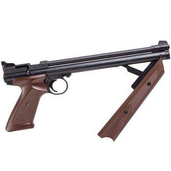 Пневматичний пістолет Crosman American Classic P1377 BR