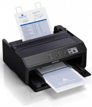 Принтер А4 Epson FX-890II (C11CF37401)