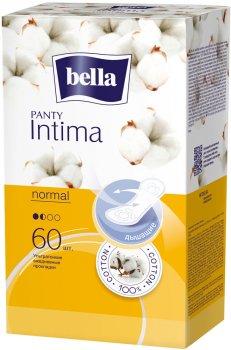 Ежедневные гигиенические прокладки Bella Panty Intima Normal 60 шт (5900516312664)