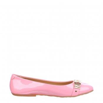 Балетки Moschino 26240 rosa рожевий