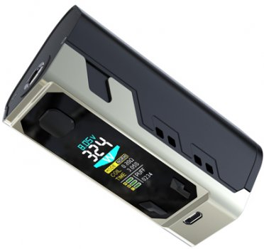 Батарейный мод iJoy Captain X3 TK 324W Black (1071217)