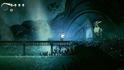 Hollow Knight (PS4, русские субтитры)