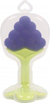 Прорізувач силіконовий Lindo в контейнері Виноград Li 320 Фіолетовий (4890210303208)