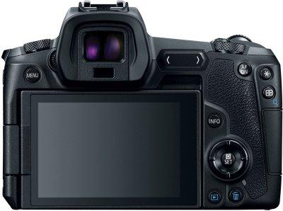Фотоаппарат Canon EOS R Body Black (3075C066AA) Официальная гарантия!