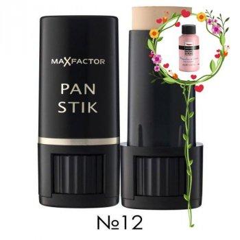 Тональное средство MAX FACTOR_PAN STIK 12 TRUE BEIGE 9G (50884537)