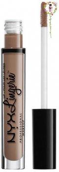 Помада для губ Жидкая матовая помада NYX Professional Makeup Lip Lingerie Liquid Lipstick LIPLI21 DELICATE LUST 4 мл (5906074487714)