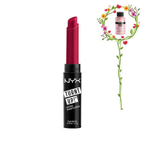 Помада для губ NYX Professional Makeup Turnt Up Lipstick TULS02 WINE&DINE 2,5 гр (5900793038257)