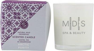 Парфумована свічка Mades Cosmetics Арктична чистота 160 г (8714462095208)